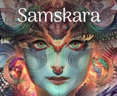 The first version of Samskara app