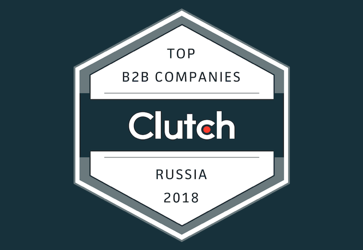 Iron Water Studio Receives Recognition on Clutch
