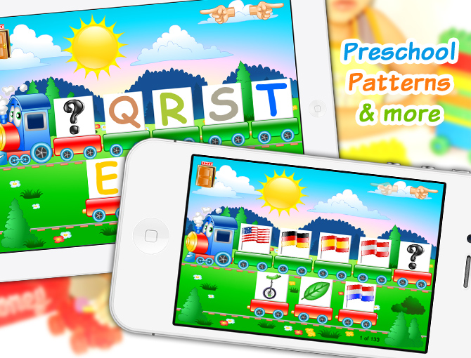 Preschool Patterns & more
