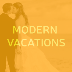 Modern Vacations Guest Interface