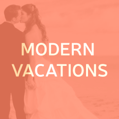 Modern Vacations Client Interface